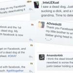 Porno e violenza corrono su Facebook: spam